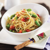 Thai Style Noodles and Green Beans