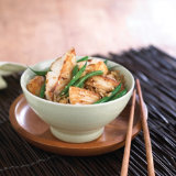Tilapia Stir-Fry with Green Beans