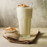 Toasted Coconut Crunch Milkshake