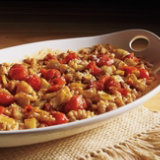 Toasted Farro Salad with Roasted Fennel and Tomatoes