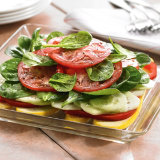 Tossed Vegetable Salad