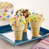 Treasure Pudding Cones