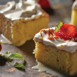 Tres Leches with Dulce De Leches