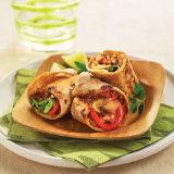 Vegetarian Italian Wraps