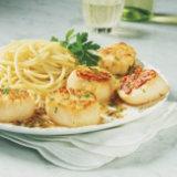 Venetian-Style Scallops