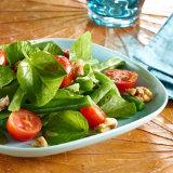 Watercress, Green Bean And Tomato Salad