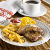 Zesty Simmered Steaks