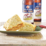 Zucchini-Beer Cheese Bread