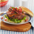 Best Ever Bacon Cheeseburger