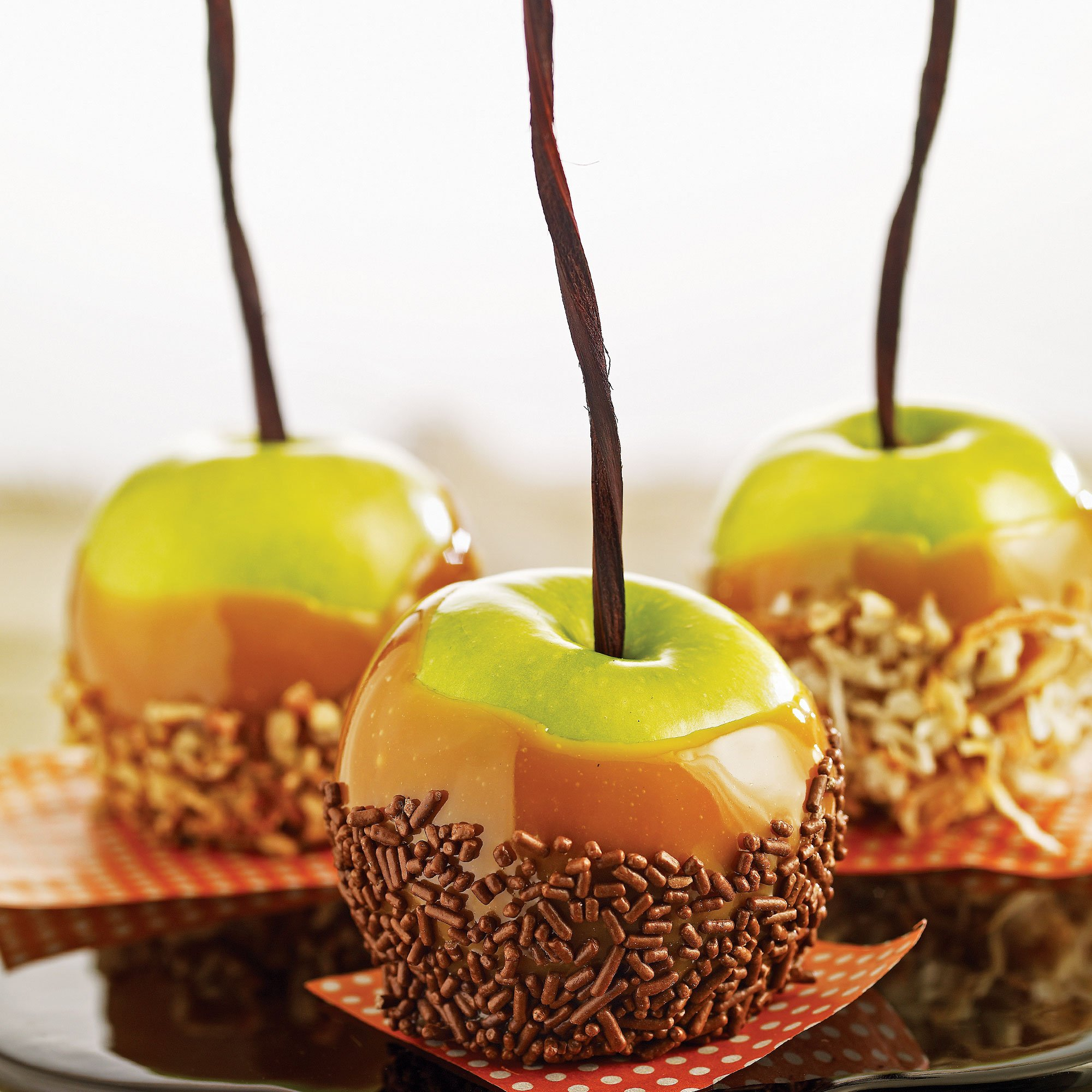 Caramel Apples Recipe From H E B