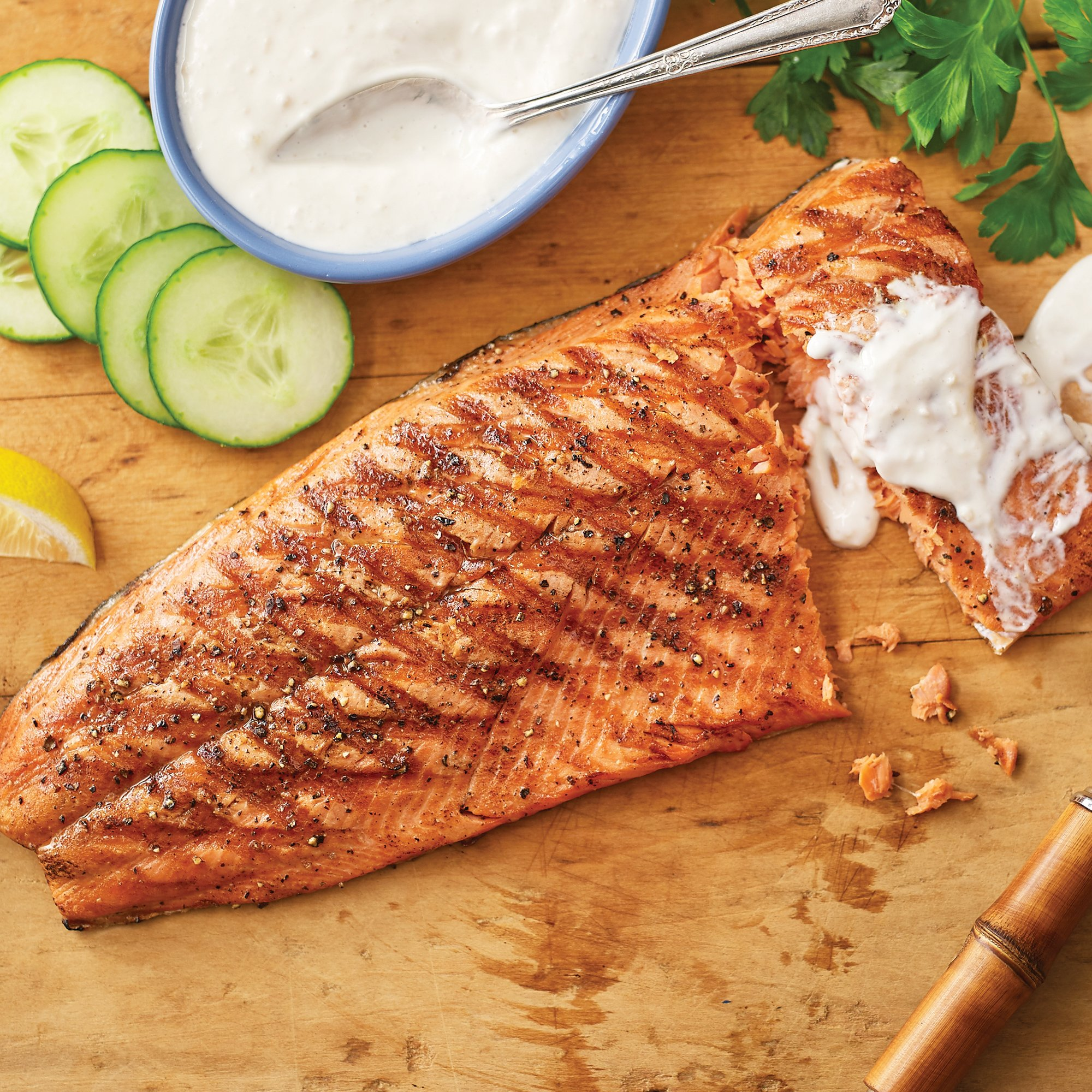 Grilled Wild Sockeye Salmon Recipes | Besto Blog