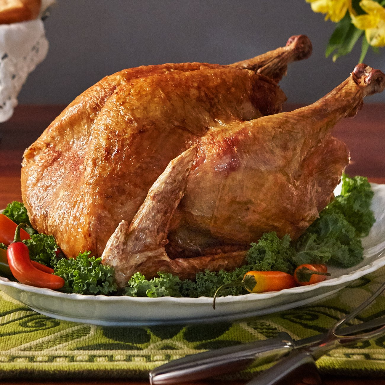 Honey Chipotle Deep Fried Turkey Recipe From Heb