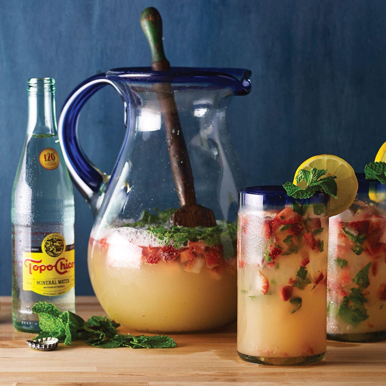 Strawberry lemon fizz recipe from heb forumfinder Gallery
