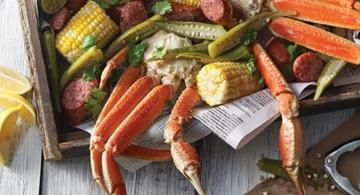 Crab Boil Checklist Heb
