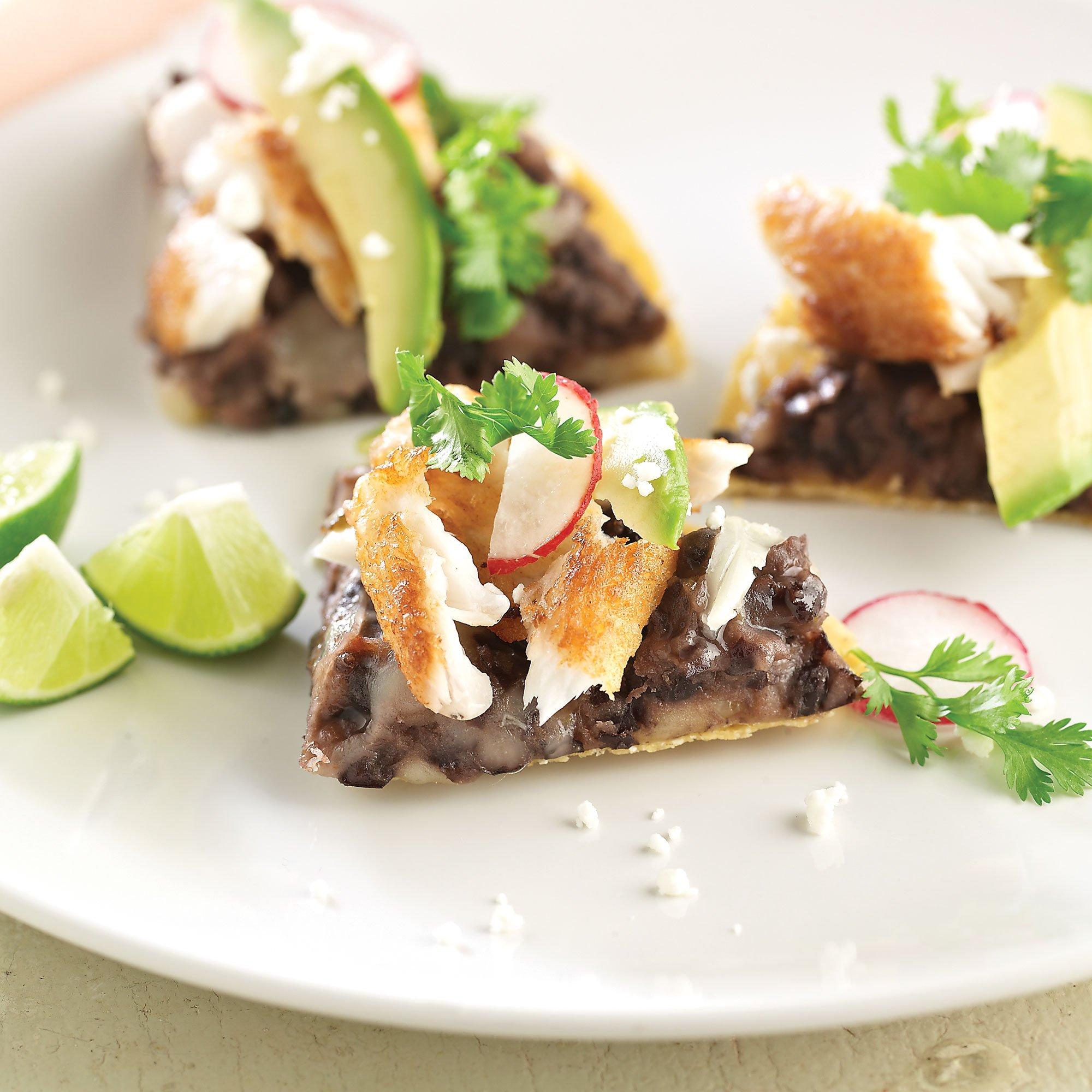 tilapia nachos
